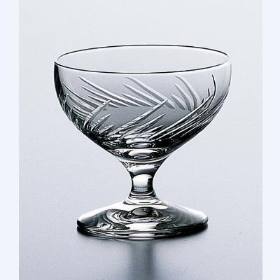 グラス ソルベ トラフ ソルベ 東洋佐々木ガラス(TOYOSASAKI GLASS) 30G67HS-E101/6個入(業務用)