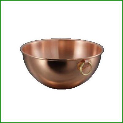 ボール 銅製 モービル 2191-24cm 【業務用】【送料無料】【プロ用】