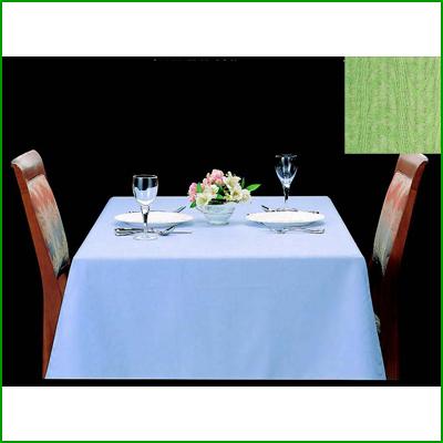 テーブルクロス モアレ(柄番15)グリーン 1500×2400/業務用/新品/小物送料対象商品
