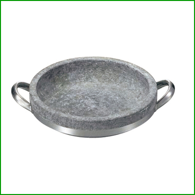 長水 遠赤 石焼海鮮鍋(ハンドル付) 32cm/業務用/新品/小物送料対象商品