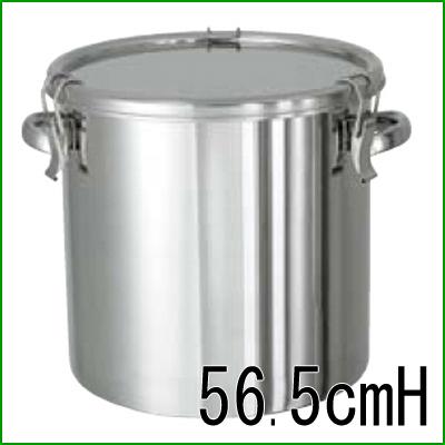 18-8 密閉容器 (キャッチクリップ式) 手付 CTH 56.5cm H 【業務用】【送料無料】【プロ用】