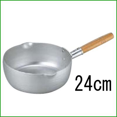エレテック 雪平鍋 24cm エコクリーン 【業務用】【送料無料】【プロ用】