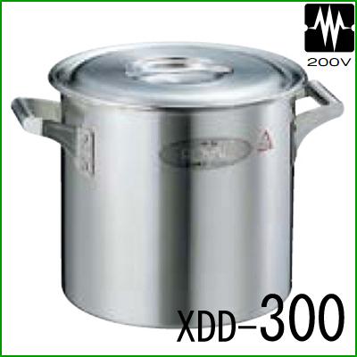 18-10 ロイヤル 寸胴鍋 XDD-300 【業務用】【送料無料】【プロ用】