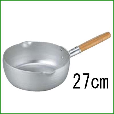 エレテック 雪平鍋 27cm 【業務用】【送料無料】【プロ用】