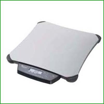 テラオカ モバイル型 デジタルスケール DS-875 60kg 【業務用】【送料無料】【プロ用】