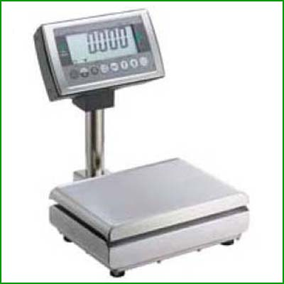 テラオカ 防水・防塵型 デジタルはかり 卓上型 DS-55S-WP/業務用/新品/小物送料対象商品