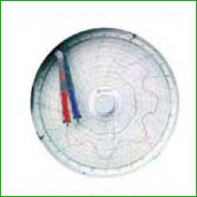 温湿度記録計 温湿きろく君 KC10-WM 32日用 【業務用】【送料無料】【プロ用】