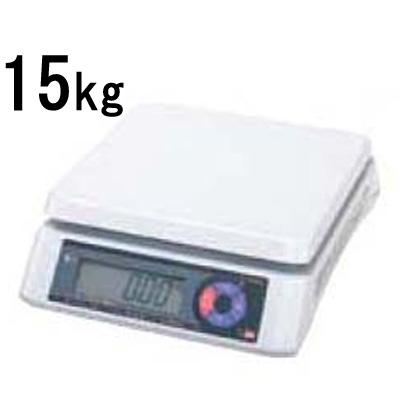 イシダ上皿重量 ハカリ S-box 15kg 【業務用】【送料無料】【プロ用】 /テンポス