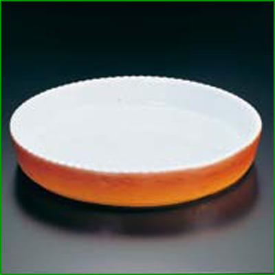 丸深型 グラタン皿 No.300 40cm カラー 【業務用】【送料無料】【プロ用】 /テンポス