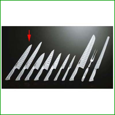 グレステン Mタイプ 牛刀 [両刃] 733TM 33cm 【業務用】【送料無料】【プロ用】
