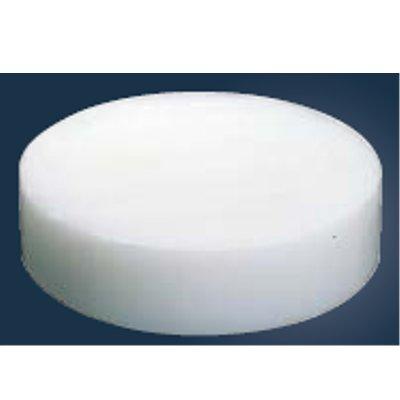 住友 プラスチック 中華まな板 小 直径400×H150 【業務用】【送料無料】【プロ用】 /テンポス