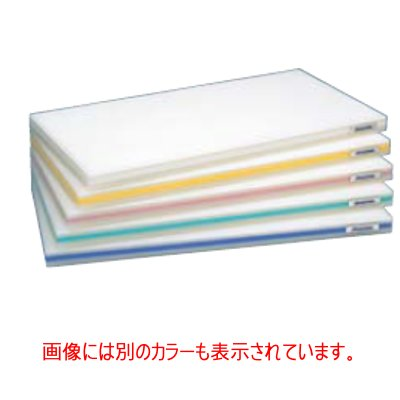 ポリエチレン抗菌 おとくまな板 OTK05 5層タイプ(両面シボ付) 500×300×35 イエロー/業務用/新品/小物送料対象商品