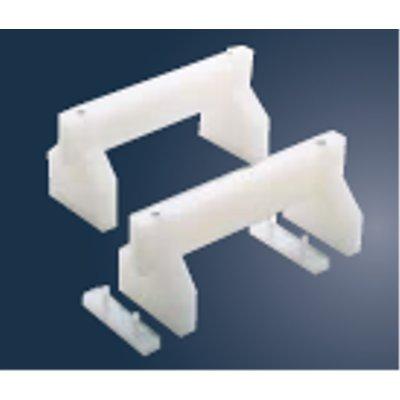 プラスチック まな板用足 40cm×H180/業務用/新品/小物送料対象商品 (2ヶ1組) 住友 高さ調整式
