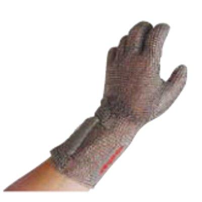 ニロフレックス メッシュ手袋 ショートカフ付(1枚) L 【業務用】【送料無料】【プロ用】 /テンポス