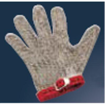 左右兼用くさり手袋(1枚) 【業務用】【送料無料】 /テンポス