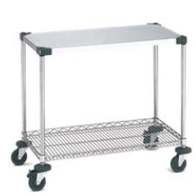 サイドアップエレクターカート ワーキングカート 1型 NWT1CU/業務用/新品/小物送料対象商品
