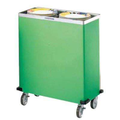 CLWシリーズ 食器ディスペンサー カート型 CL32W2H 保温式/業務用/新品/小物送料対象商品