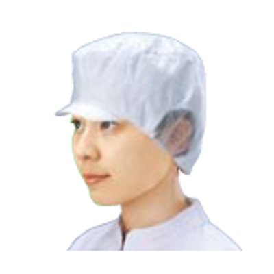 シンガー 電石帽(20枚入) SR-5 長髪 K-1044 【業務用】【送料無料】