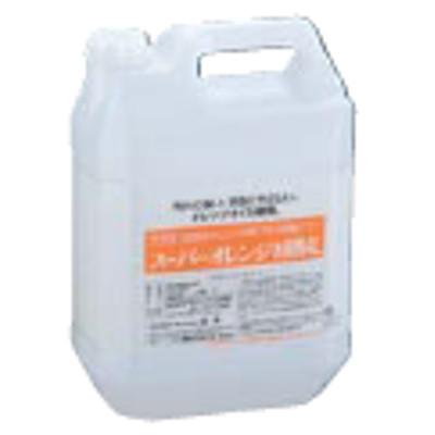 スーパーオレンジ 4l/業務用/新品/小物送料対象商品