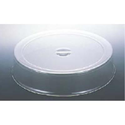 UK スタッキング 丸皿カバー ポリカーボネイト製 18インチ 【業務用】【送料無料】【プロ用】 /テンポス