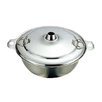 K 18-8 しゃぶしゃぶ鍋 30cm/業務用/新品/小物送料対象商品