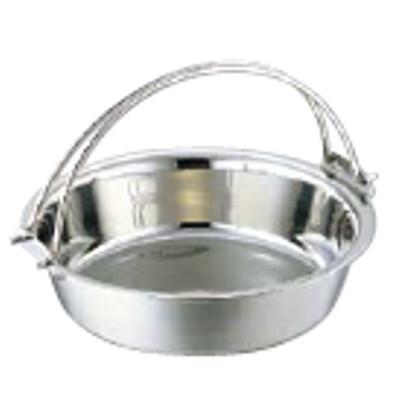 SW 電磁 つる付 ちり鍋 26cm/業務用/新品/小物送料対象商品