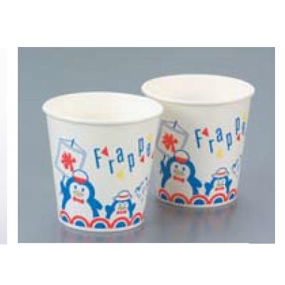 かき氷カップ 紙製 (1500枚入) SM-400【送料無料】【業務用】【プロ用】