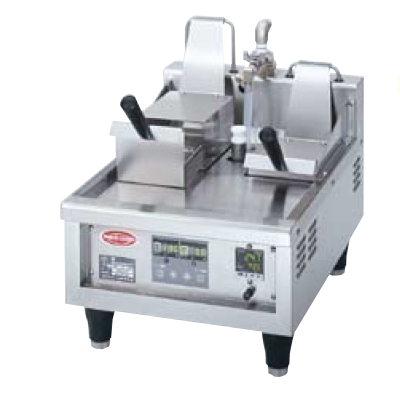 【業務用】【新品】電気式 ゆで麺器 冷凍麺解凍調理器 FB202