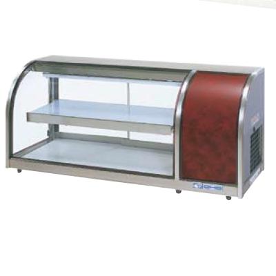 【業務用】【送料別】卓上タイプ 冷蔵ショーケースOHLMb-1200R(右)-F前引戸
