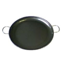 鉄 パエリア鍋 パート2 80cm 【業務用】【送料無料】【プロ用】