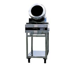 ロータリーシェフ RC-1 スタンド型 ガス式 LP 【業務用】【送料無料】【プロ用】 /テンポス