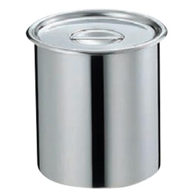 キャンペーンもお見逃しなく 業務用 調理道具 保存容器 食品ボトル 密封保存容器 ベンマリーポット 23cm 18-8 セット 41504 テンポス サービス 新品