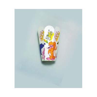 使い捨て カップ (ポップコーン用)六角型 (1000枚入)/業務用/新品/送料無料 /テンポス