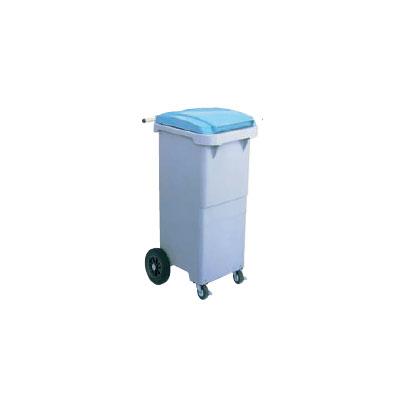 リサイクルカート #110 セキスイ 搬送型 ブルー/業務用/新品/送料無料 /テンポス