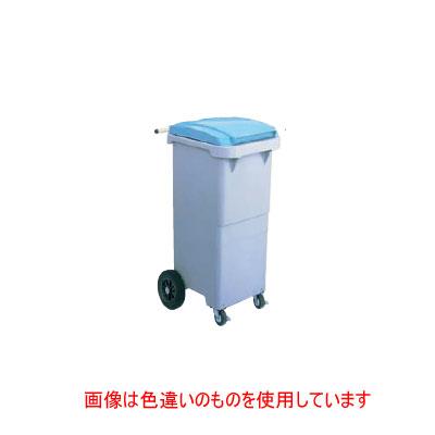 リサイクルカート #110 セキスイ 搬送型 グリーン/業務用/新品/送料無料 /テンポス