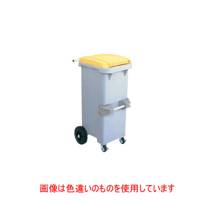 リサイクルカート #110 セキスイ 反転型 レッド/業務用/新品/送料無料 /テンポス