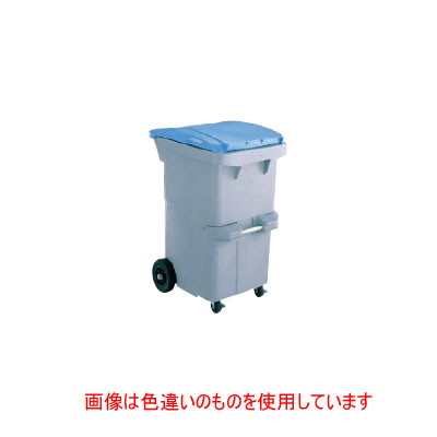 リサイクルカート #200 セキスイ RCN200 反転型 グリーン/業務用/新品/送料無料 /テンポス
