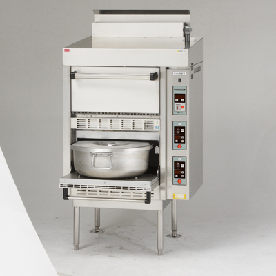 【炊飯器】【コメットカトウ】炊飯器 ガス式標準タイプ【CRA-100N-PS】幅748×奥行707×高さ1200mm【送料無料】【業務用】【新品】【プロ用】