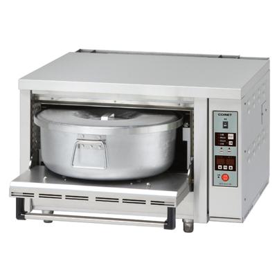 【炊飯器】【コメットカトウ】炊飯器 電気式【CRAE-50】幅760×奥行730×高さ510mm【送料無料】【業務用】【新品】【プロ用】
