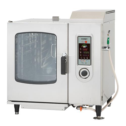 電気スチームコンベクションオーブン 1/1ホテルパン6段【CSW-IEW61】【コメットカトウ】【送料無料】【プロ用】【厨房機器】