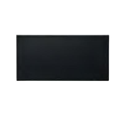 ポルカ フラット ボード 600×300 ブラック プレート Polka/業務用/新品 /テンポス