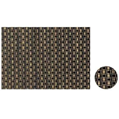 ランチョンマット プレースマット ブラックウォルナッツ Oasis12入//業務用/新品 /テンポス