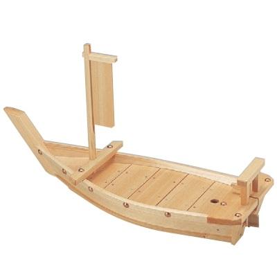 船型盛器 2尺盛込舟(国産) 幅600 奥行204 高さ350/業務用/新品 /テンポス