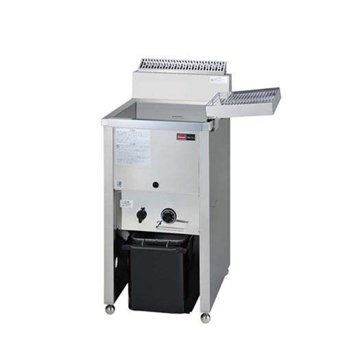 業務用 ガスフライヤー 18L 涼厨 限定特価 スタンダードタイプ 天ぷら フライ共用 RFA-S456TF 厨房機器 送料無料 新作販売 受注生産品 リンナイ ふらいやー 幅450×奥行600×高さ800 mm 新品