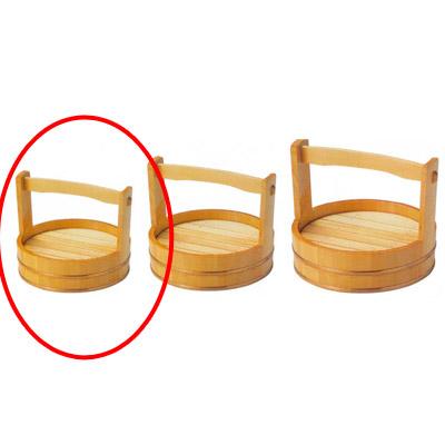 7寸 岡持ち型盛器 目皿付/業務用/新品 /テンポス