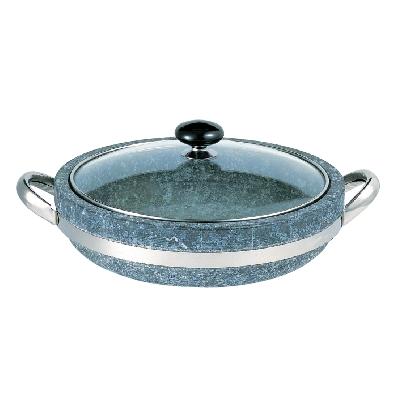 30cm韓国石焼鍋/業務用/新品/小物送料対象商品