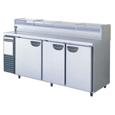 【冷蔵庫】【フクシマガリレイ】【TRW-60RM2-NC】幅1800×奥行750×高さ1020【送料無料】【業務用】【新品】 /テンポス