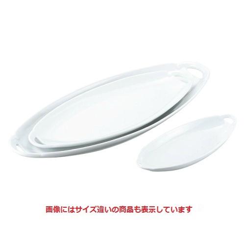 白磁 パーティートレー 大 カンダ 幅585×奥行240×高さ45(mm)/業務用/新品 /テンポス