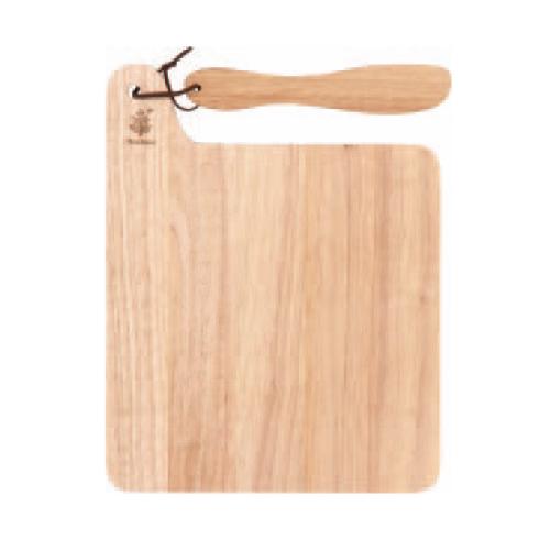 カッティングボード C ボヌール 木製まな板 幅320×奥行250×高さ20(mm) 12入/業務用/新品/小物送料対象商品
