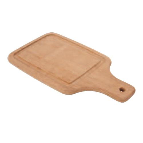 オークウッド カッティングボード 木製まな板 幅300×奥行165×高さ10(mm) 12入/業務用/新品 /テンポス